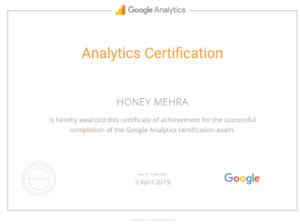 Honey Mehra